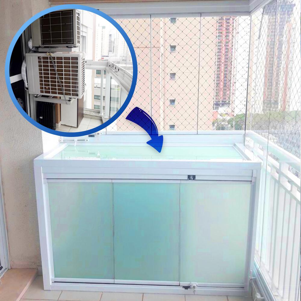 Adaptação Para Instalação de Ar-Condicionado